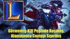 League of Legends - Kill Açı Vayne