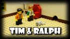 Lego Tim And Ralph: Fare Kapanı