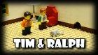 Lego Tim And Ralph: Fare Kapanı