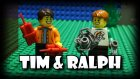 Lego Tim and Ralph: Pasta zamanı