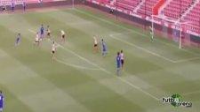 Alt yapıdan Hazard'ı kıskandıracak gol