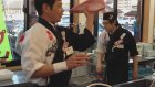 Sushi Restoraninda Balik Hazirlama Yöntemi