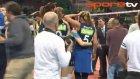 Şampiyon Fenerbahçe Grundig Kupasını Aldı