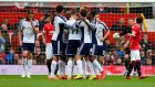 Manchester Utd 0-1 West Brom - Maç Özeti (2.5.2015)