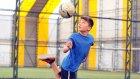 12 Yaşındaki Küçük Yıldız Barcelona Yolunda