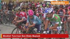 Bisiklet Turu'nun Son Etabı Başladı