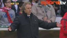Galatasaray'a yazılan yıldızdan 2 gol birden!