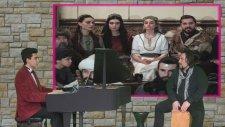 Jenerik Müzik Diriliş Ertuğrul Dizi Film Müziği Piyano Cajon Perküsyon İle Dinlediniz Mi?