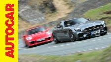 Mercedes AMG GT S ve Porsche 911 GTS kapışması