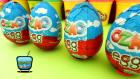 Ozmo Sürpriz Yumurtalar 4 Sürpriz Yumurta Açımı