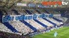 Schalke Tribünlerinde Müthiş Şov!