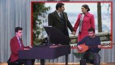 Jenerik Müzik Karadayı Piyano Ve Bağlama Sazı Düeti Kara Dayı Dizi Film Müzikleri