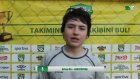 Yeşilköy United - Karatoprak / İSTANBUL / AÇILIŞ LİGİ / Röportaj