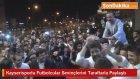 Kayserisporlu Futbolcular Sevinçlerini Taraftarla Paylaştı