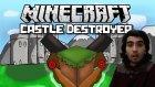 Minecraft - GG Castle Destroyer - Bölüm 12- w/Newdaynewgame,Ulaş Demir,Lufit