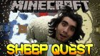 Minecraft Sheep Quest - Neden Sürekli Beni Buluyor? -  w/Newdaynewgame - Bölüm 5