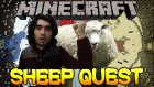 Minecraft Sheep Quest - w/SlimeHunt - Bölüm 1