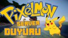 PİXELMON SERVER DUYURU - play.ndnghostpixelmon.com