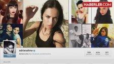 Adriana Lima'dan Asrın Maçına İlginç Yorum: Boksa Şike Karıştı