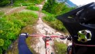 GoPro HD:  Mt Biking Canadian Open Course Preview - Crankworx 2011