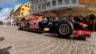 GoPro: Red Bull F1 Showrun Copenhagen with David Coulthard