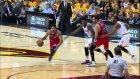 Derrick Rose, LeBron James'e rağmen basketi buldu