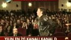 "Kivanc Tatlitug in "" Galatasaray University Awards "" Ceremony ( Gun Arasi Report - March 16th 2012 )"