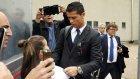 Ronaldo'dan İmza Alan Ergenin Duygu Dolu Anları