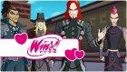 Winx Club - Sezon 4 Bölüm 1 - Peri Avcıları (klip1)