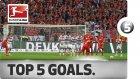 Almanya Ligi'nde haftanın en güzel golleri