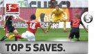 Bundesliga'da haftanın kurtarışları