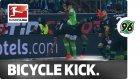 Bundesliga'ya damga vuran müthiş gol