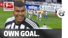 Ibrahimovic golü attı ama kendi kalesine...