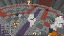 Minecraft PE Hunger Games Bölüm 8 w/Ahmet,Seid