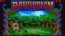 Barbarian - Amiga 500