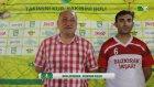 Buzkıran İnşaat vs Manşet Sigorta Basın Toplantısı Antalya iddaa RakipBul Ligi 2015 Açılış Sezonu