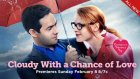 Cloudy With A Chance Of Love (2015) Fragman