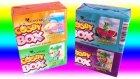 Cosby Sürpriz Oyuncak Kutu Açımı Oyun Hamuru TV Videoları