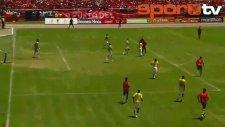 Ekvador'da görülmeye değer gol!