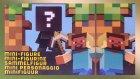 Minecraft Oyunu Sürpriz Oyuncak Figürü Açma