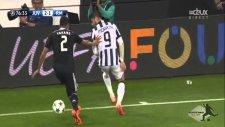 Morata, Varane'yi rezil etti