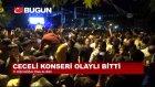 Mustafa Ceceli Konserinde Olay!