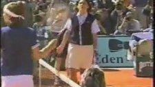 Olaylı Steffi Graf - Martina Hingis Tenis Maçı (1999 Fransa Açık)