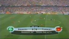 Türkiye 1-2 Brezilya (2002 Dünya Kupası)