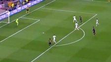 Messi'den Felç Bırakan Çalım