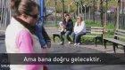 Parkta oynayan çocukları kandırıp kaçıran adam (Sosyal Deney)