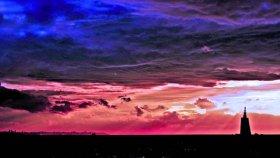 Rameses B - Purple Skies