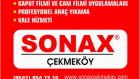 SONAX ÇEKMEKÖY TERCİH