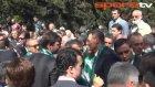 Bursaspor, İbrahim Yazıcı'yı andı