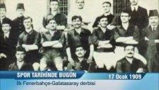 İlk Galatasaray & Fenerbahçe Derbisi (17 Ocak 1909)